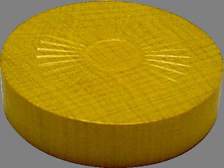 Kámen Žlutý pro stolní hokej