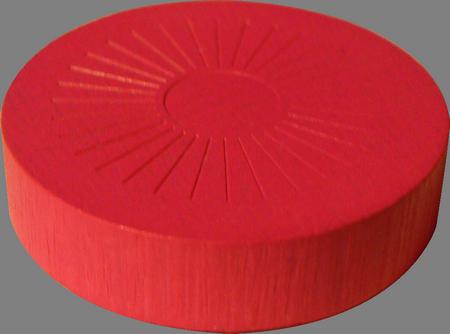Kámen Růžový pro stolní hokej