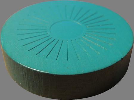Kámen Tyrkysový pro stolní hokej
