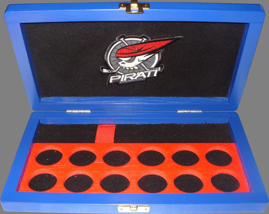 Kufřík MINI pro stolní hokej