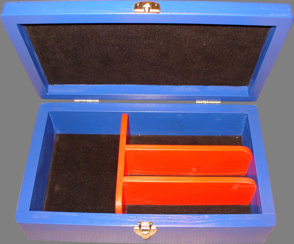 Kufřík COOL pro stolní hokej