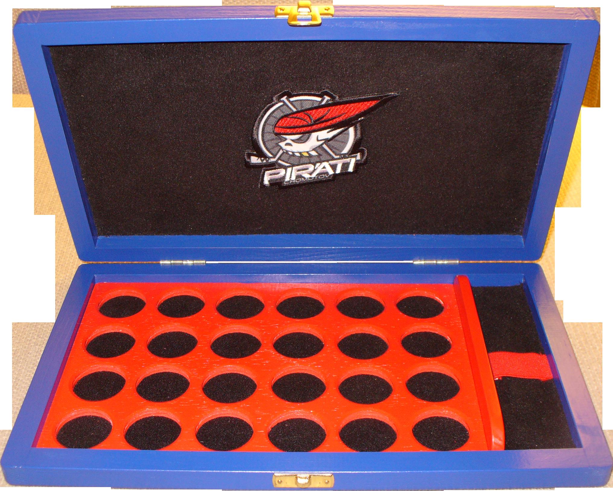 Kufřík PRAKTIK pro stolní hokej