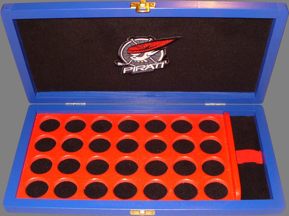Kufřík PRAKTIK plus pro stolní hokej