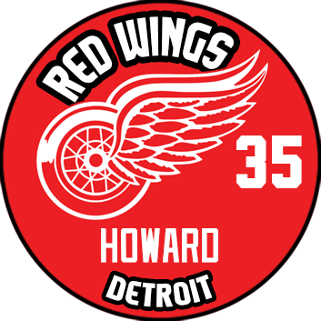 Detroit Red Wings home