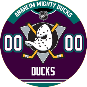 Anaheim Mighty Ducks home