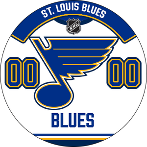 St. Louis Blues away