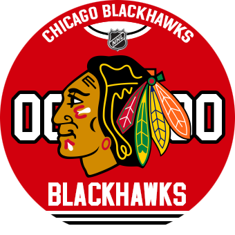 Chicago Blackhawks home