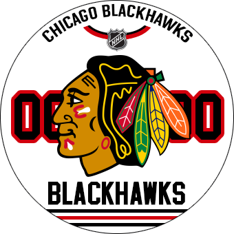Chicago Blackhawks away