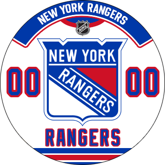 New York Rangers away