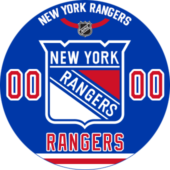 New York Rangers home