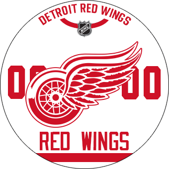 Detroit Red Wings away