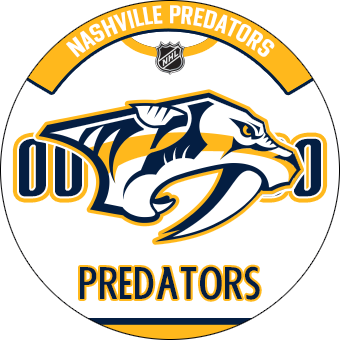 Nashville Predators away